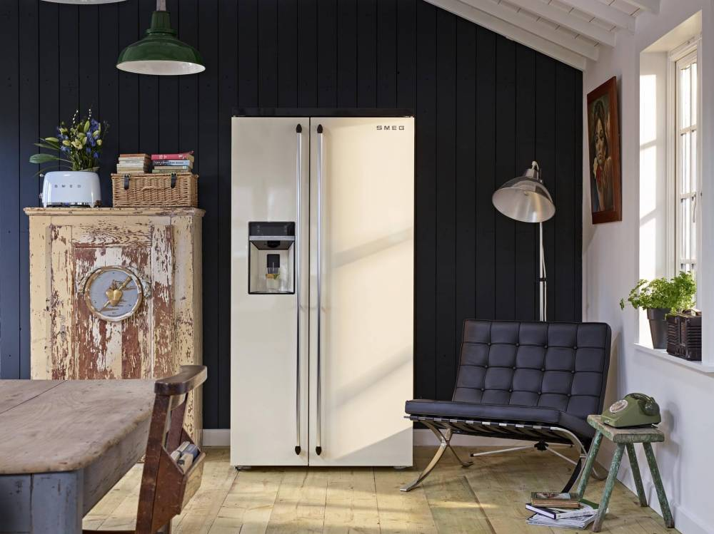 Smeg American-style Fridge Freezers