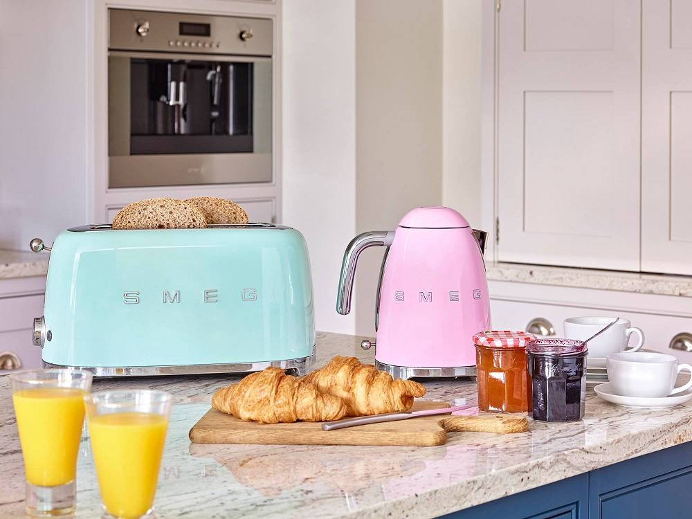Smeg Small Kitchen Appliances