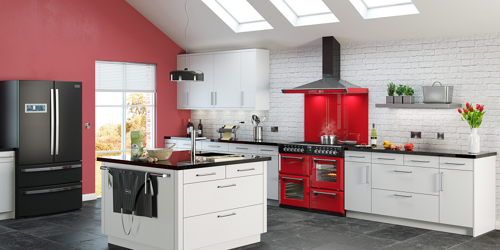 Stoves Richmond Deluxe Range Cookers
