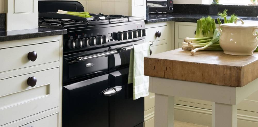 Waterford Stanley Dual Fuel Range Cookers