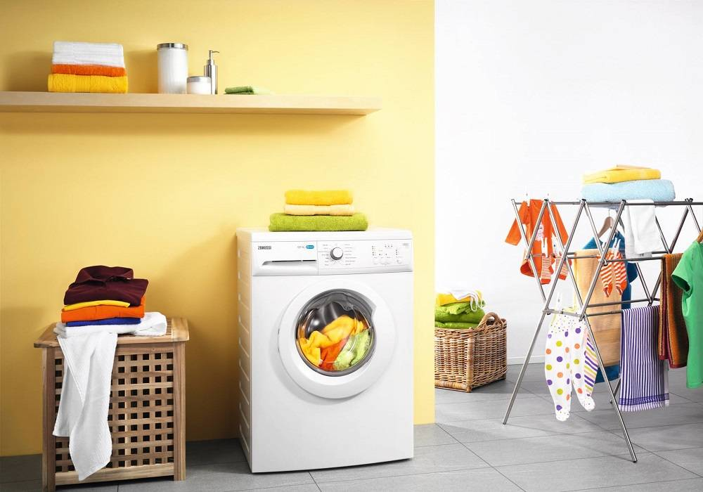 Zanussi Integrated Washing Machines