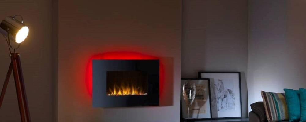 dimplex wall mounted electric fires