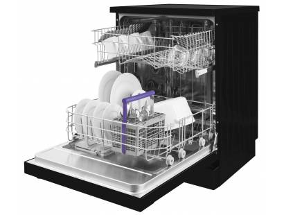 Beko DFN04210B Freestanding Dishwasher Black Ireland