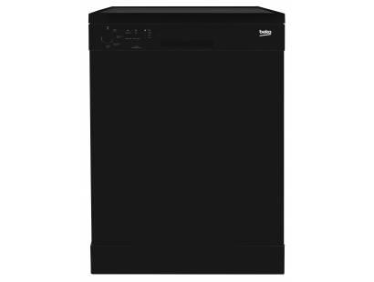Beko DFN04210B Freestanding Dishwasher Black
