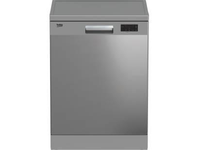 Beko DFN16430X Freestanding Dishwasher