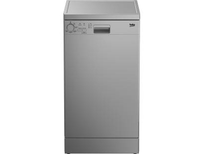 Beko DFS05020S Slimline Dishwasher