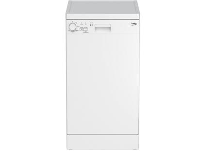 Beko DFS05020W Slimline White Dishwasher
