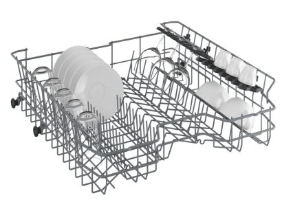Beko DVN05C20W Freestanding Dishwasher