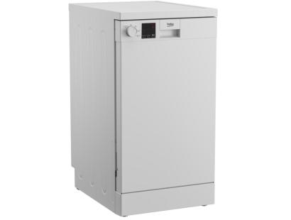 Beko DVS05C20W Slimline Dishwasher