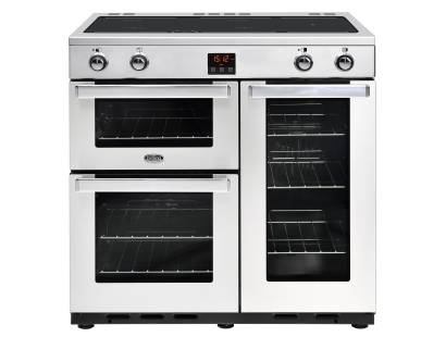 Belling Cookcentre 90EiPROF Electric Induction Range Cooker