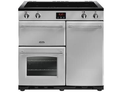Belling Farmhouse FH90EiSIL Electric Induction Range Cooker