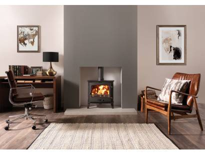 County 5 Wide Stove