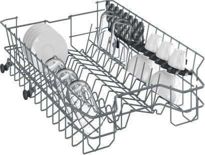 DVS04020W Slimline Dishwasher