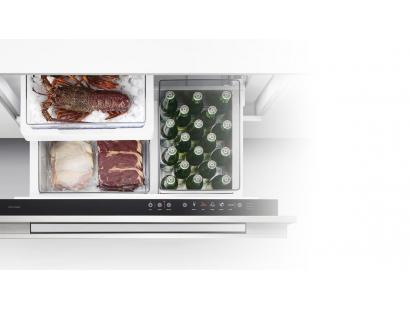 Fisher & Paykel RB90S64MKIW1 Integrated Cool Drawer Chill Mode