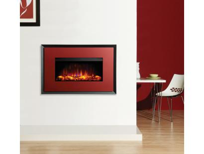 Gazco Riva2 670 Electric Evoke Fire