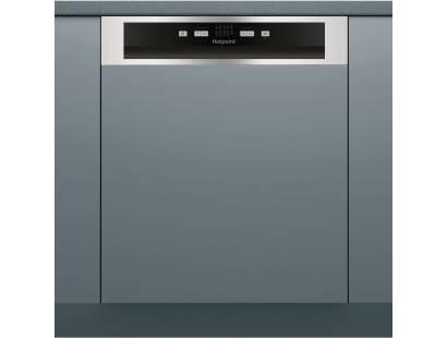 Hotpoint Aquarius HBC2B19X Integrated Dishwasher