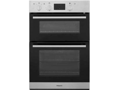 Hotpoint Dh51k Built In Double Oven Dalzells N Ireland