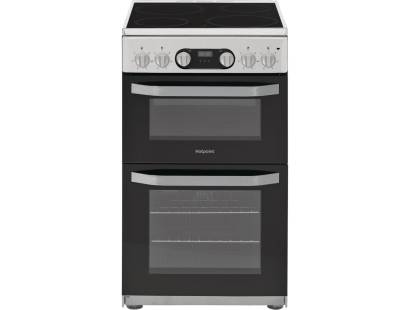 Hotpoint HD5V93CCSS Electric Cooker