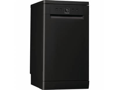 Hotpoint HSFE1B19B Slimline Dishwasher