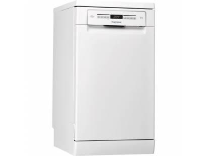 Hotpoint HSFO3T223W Slimline Dishwasher