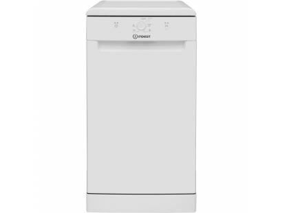 Indesit DSFE1B10 Slimline Dishwasher