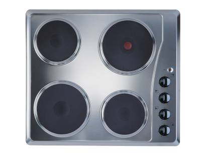 Indesit TI60X Solid Plate Electric Hob