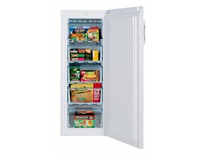 Lec TU55144W Above Counter Larder Freezer
