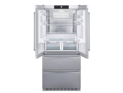Liebherr CBNes6256 French Style Fridge Freezer