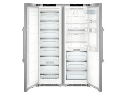Liebherr SBSes8773 Side By Side Fridge Freezer
