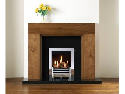 Logic Wave Inset Gas Fire