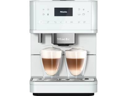 Miele CM6160 Countertop Coffee Machine - Lotus White