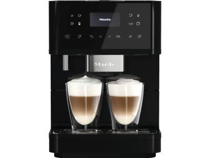 Miele CM6160 Countertop Coffee Machine - Obsidian Black