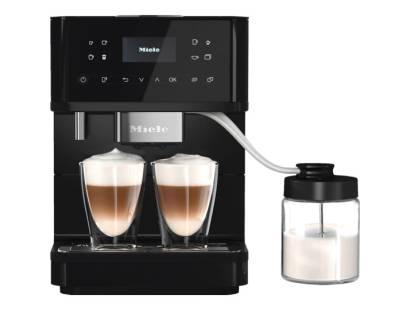 Miele CM6560 Countertop Coffee Machine - Obsidian Black