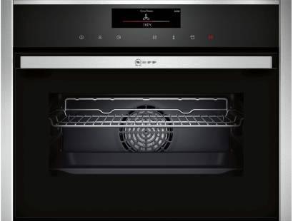 Neff C17FS32H0B Compact Steam Oven