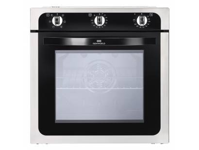Hotpoint SA4544HIX Built In 60cm A Electric Single Oven Stainless Steel New