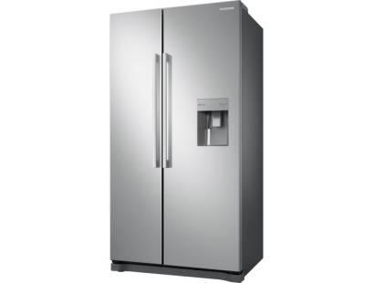 Samsung RS52N3313SA American Fridge Freezer