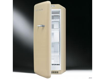 Smeg 50's Retro Style CVB20LP1 Freestanding Freezer - Cream