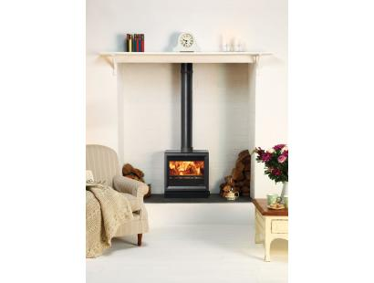 Stovax View 8HB Wood Burning Boiler Stove