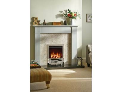 Wave Inset Gas Fire