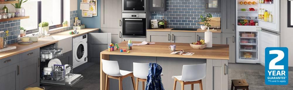 Beko Built-in Dishwashers at Dalzells