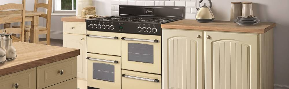 Belling Farmhouse Range Cookers