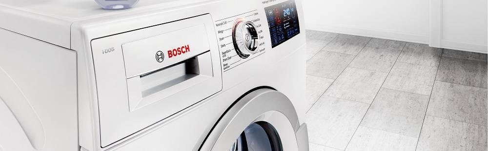 Bosch Built-in Washing Machines at Dalzells