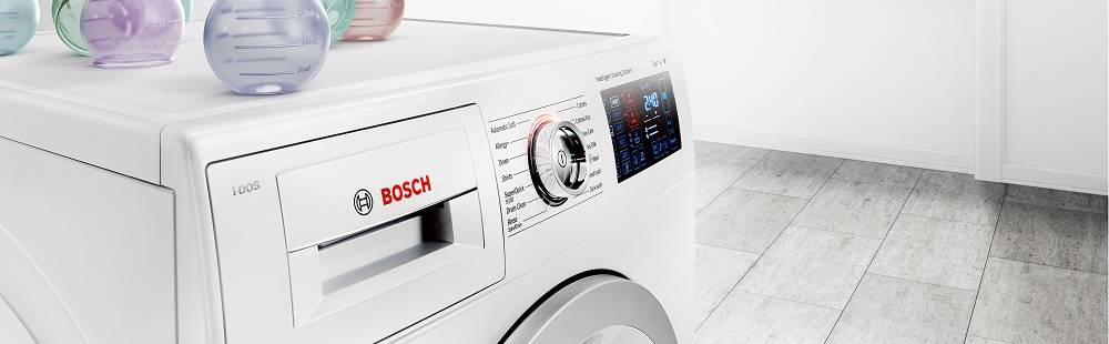 Bosch Tumble Dryers at Dalzells