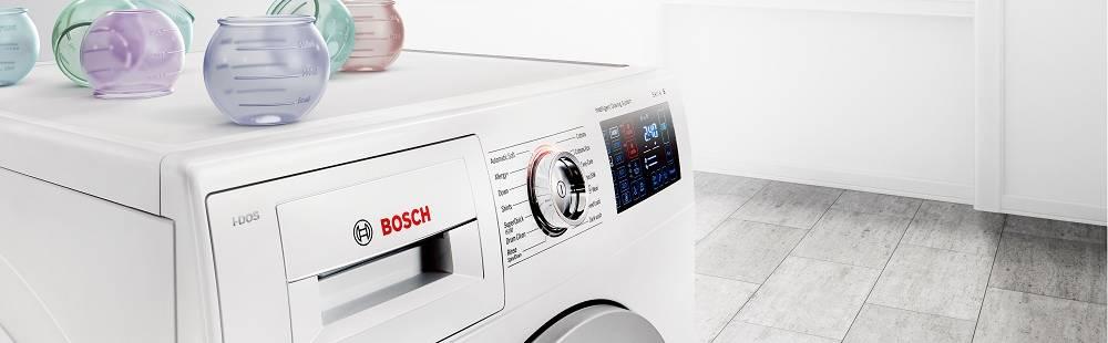 Bosch Washer Dryers at Dalzells
