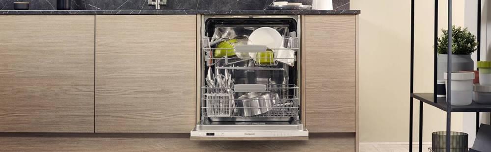 Hotpoint Integrated Dishwashers at Dalzells
