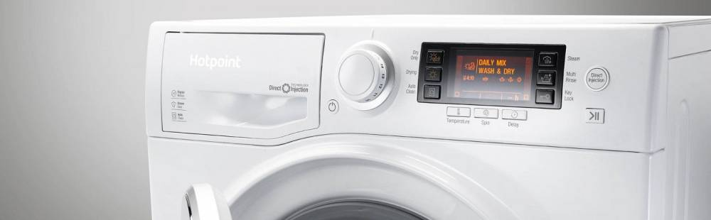 Hotpoint Washer Dryers at Dalzells