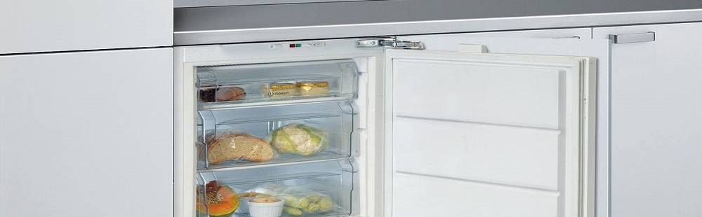 Indesit Built-in Freezer at Dalzells