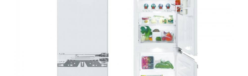 Liebherr Built-in Fridge Freezers