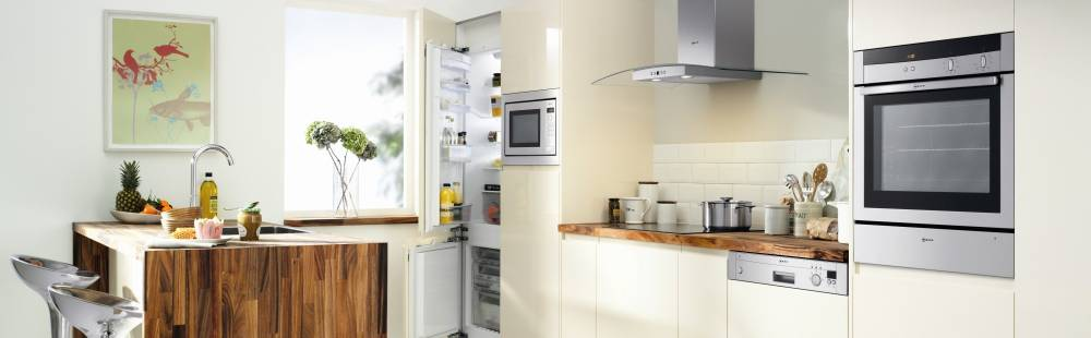 Neff Kitchen Appliances Retailer N. Ireland