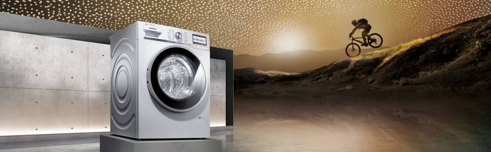 Siemens Washing Machines at Dalzells